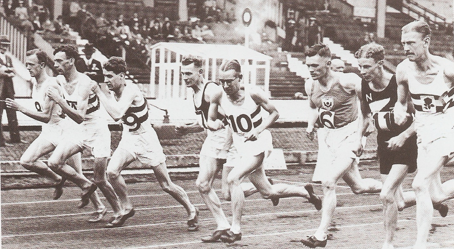 1934 commonwealth games